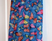 CLEARANCE /// Vintage Vanity Fair Butterfly Slip/Skirt - RARE COLOR