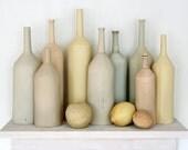 Mundane. Ceramic still life.