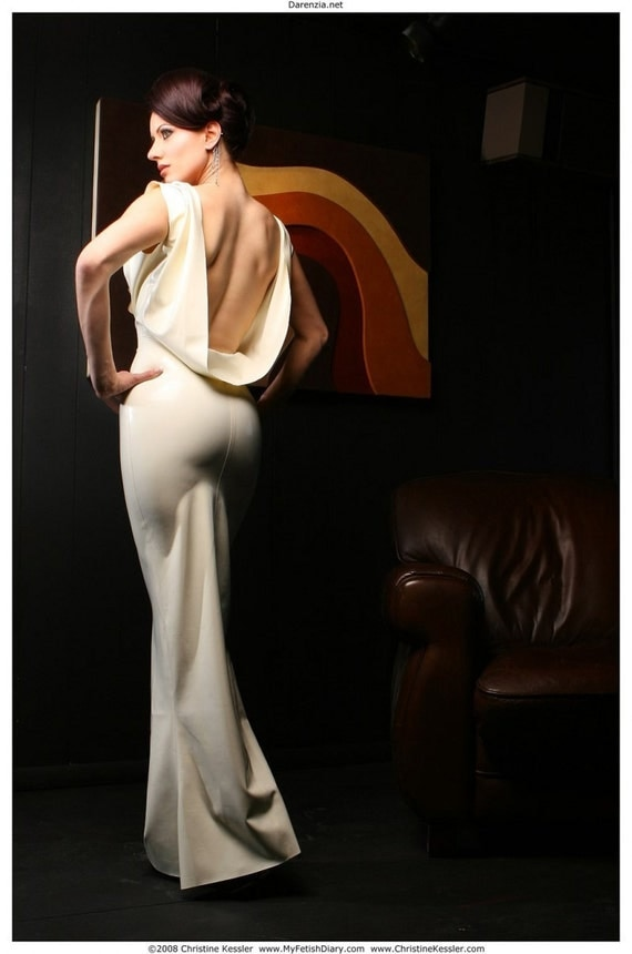 Roulette Gown