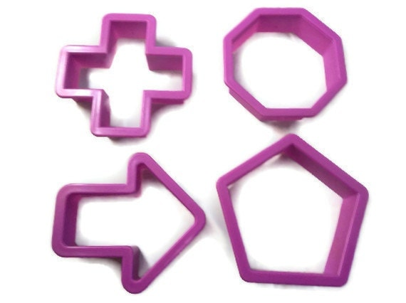 pentagon cookie cutters