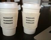 Binary Parents cup cozy