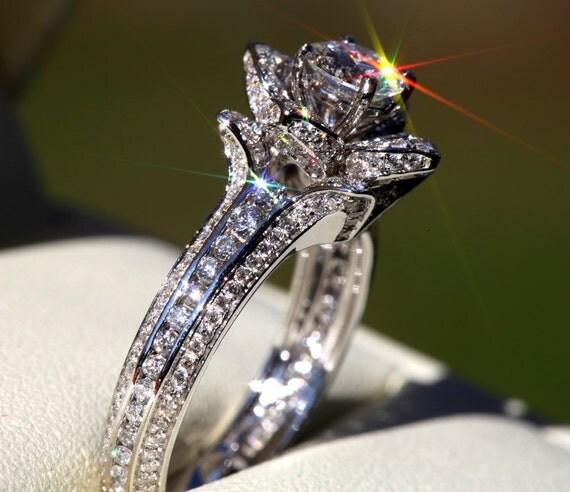 untique wedding rings