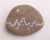 Original rock drawing for your terrarium