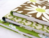 "Sew.Simply.Creative 8.5"" x 11"" Spiral Notebook cover"