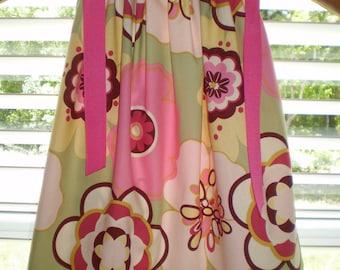 Girls Pillowcase Dress Flower Power  SALE