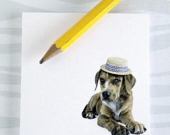 Puppy Post-it