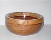 Medium Centerpiece Bowl - Mesquite and Oak - SALE