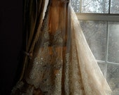 Beautiful Wedding Dress Picture 8x10, Ready To Frame