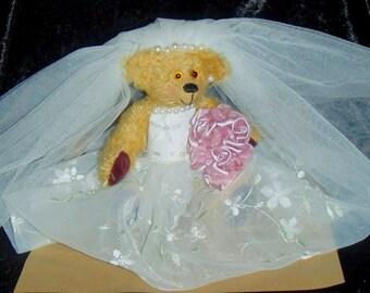 Artist Bear: Spring Bride