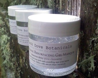 Enzymatic Resurfacing Gel Masque By Black Dove Botanicals