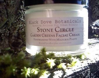 Garden Greens Organic Face Cream