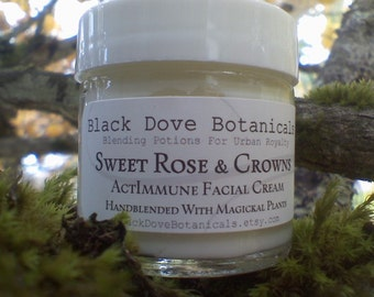 Sweet Rose & Crowns..ActImmune Facial Cream