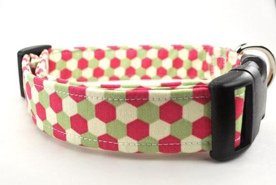 The Honeycomb - Dog Collar