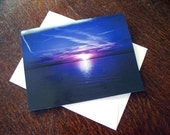 Sky Writing 4.25 X 5.5 Blank Note Card