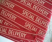 Special Delivery - Twill Ribbon