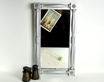 Vintage Federal Style Painted Mirror