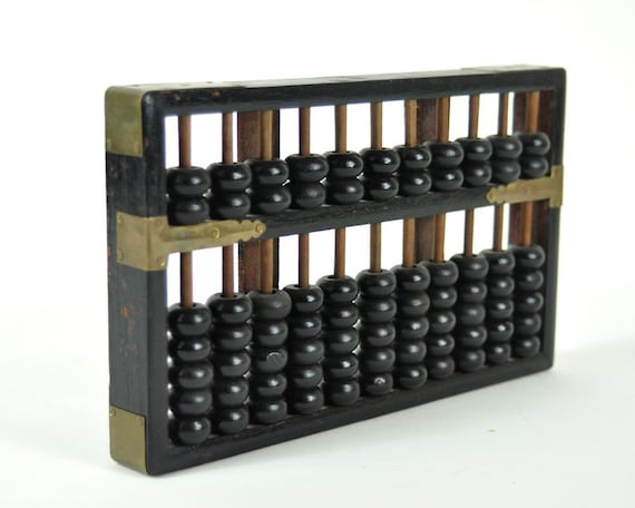 Vintage Wood Abacus By Havenvintage On Etsy