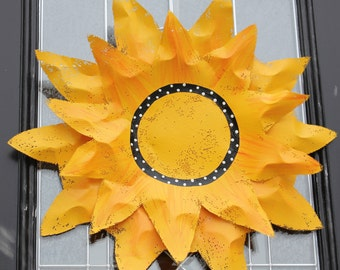 Sun Door Decoration