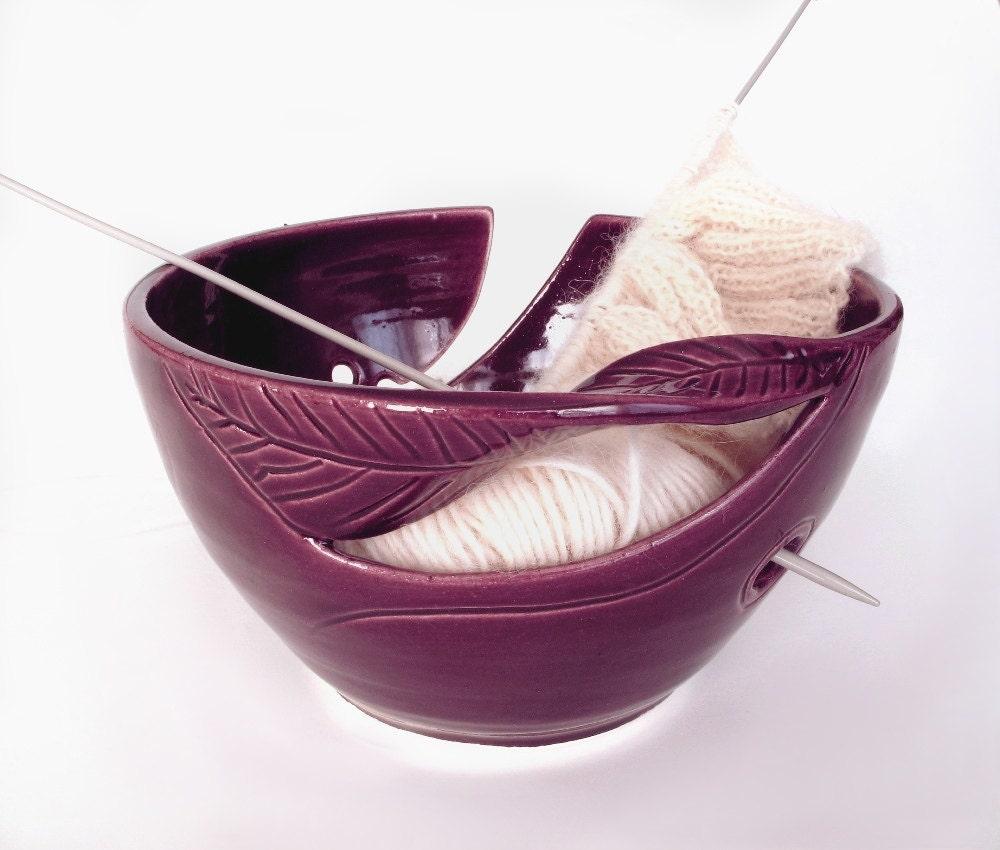 Knitting Yarn Bowl : Moved permanently