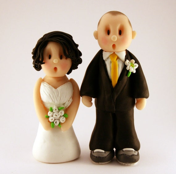 DEPOSIT - Custom Wedding Cake Topper