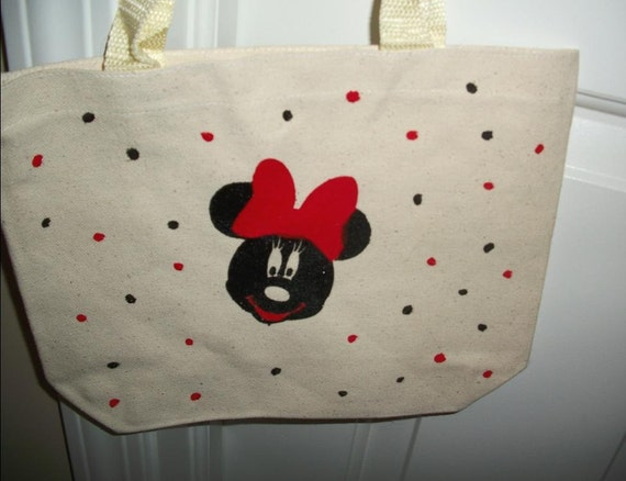 Minnie Mouse Tote Bag - Clearance sale