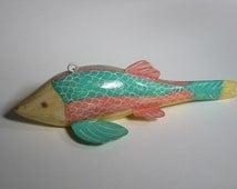 Pastel Spear Fishing Decoy