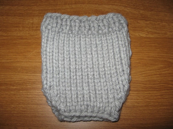Diaper cover Knitting Pattern - Super Soaker (pattern only)