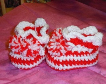 Peppermint Booties
