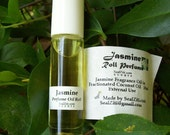 Jasmine Perfume - 10ml roll on perfume oil