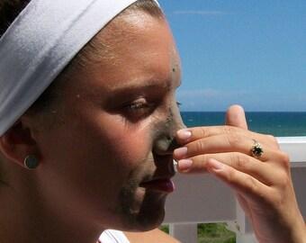 Simple Clay Facial Mask - choose White Kaolin Clay or Grey Bentonite Clay or Green Sea Clay