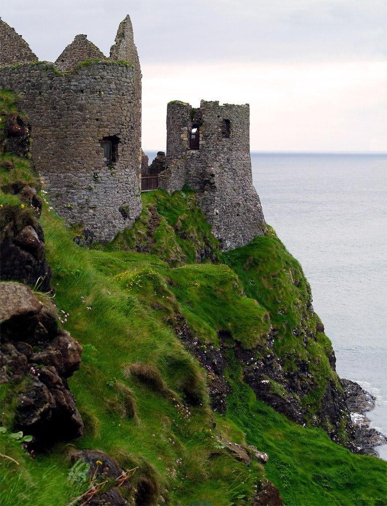 Dunluce castle ii fine art print fine art photography for Home decor northern ireland