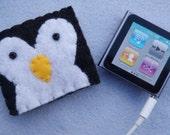 Penguin ipod nano case