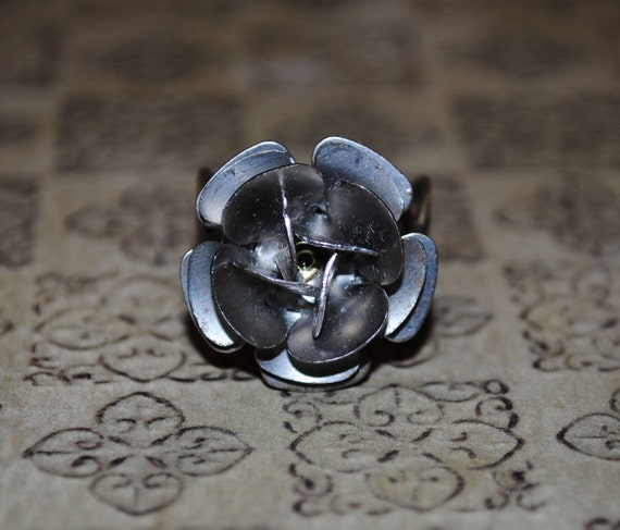 steel the magnolia ring - One of a Kind
