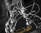 Martin Guitar, guitar strings,Fine Art Photography,sculpture, black and white image