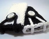 SALE  Black and white cozies for iPod Nano