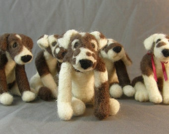 Needle Felting Kit-Beginner-Complete-Includes Re-usable Felting Sponge and Felting Needles