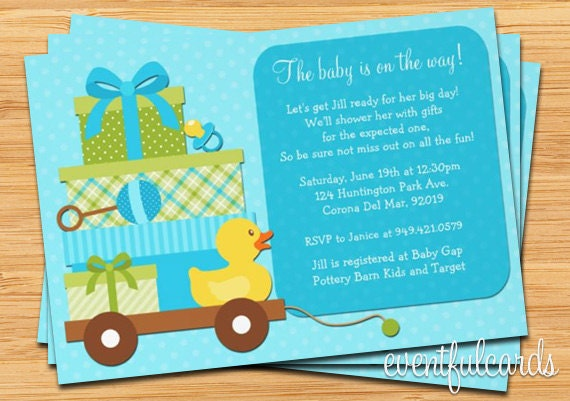 baby boy baby shower invitation by eventfulcards catch my party