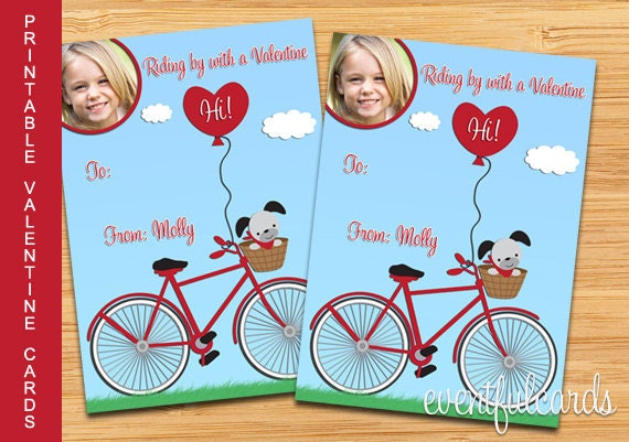 description have your kids hand out personalized valentines day cards - Diy Childrens Valentines Day Cards