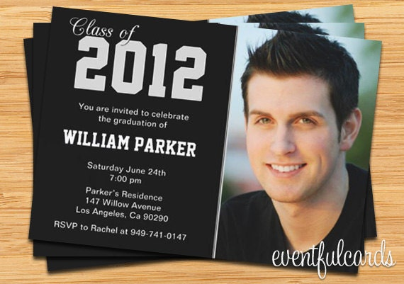 Items similar to Class of 2017 High SchoolCollege Graduation – Create Graduation Invitations Online