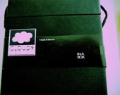 Cloud9 7 x 5 Board Book in Box Black