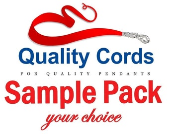 SAMPLE PACK - 5 Necklaces Your Choice