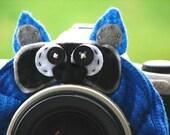 custom RACCOON Lens Pet for your camera