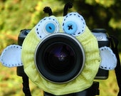 custom BUMBLE BEE Lens Pet for your camera