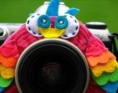 custom OWL Lens Pet for your camera