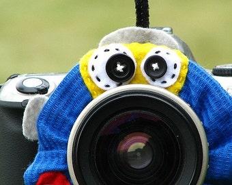 custom ROBOT Lens Pet for your camera