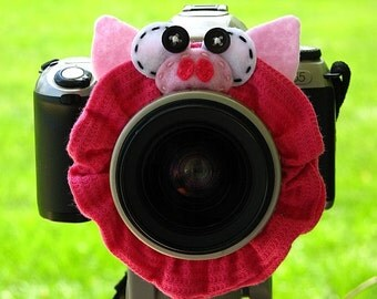 Ready to Ship -- standard PIG Lens Pet for your camera