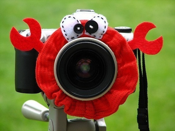 Ready to Ship -- standard CRAB Lens Pet for your camera