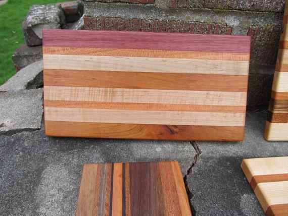 Multi Wood Chop Block