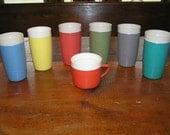 Vintage Sunfrost, Bolero and Olympian Cups