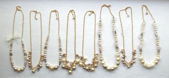 Custom Bridesmaid Jewelry